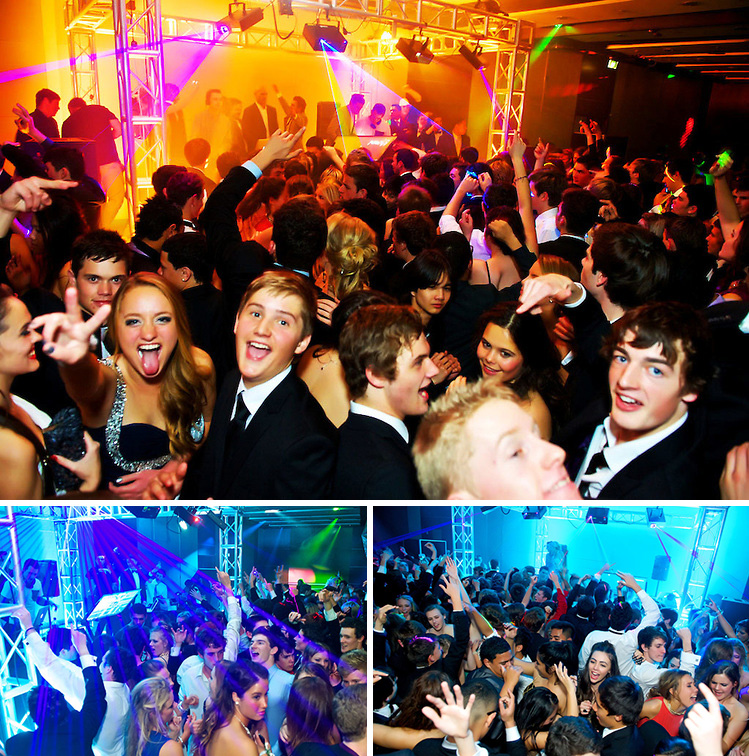 London School Ball -DJ Testimonial