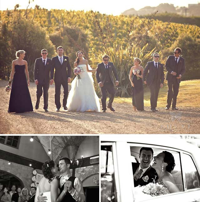 Waiheke Wedding DJ Testimonial - Mudbrick