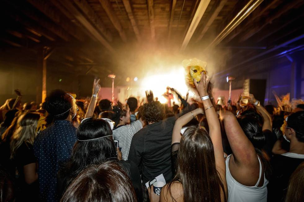 Auckland DJ - Pepsi Party - Shed 10 - 4