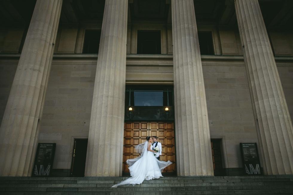 Auckland Museum - Auckland Wedding Venues