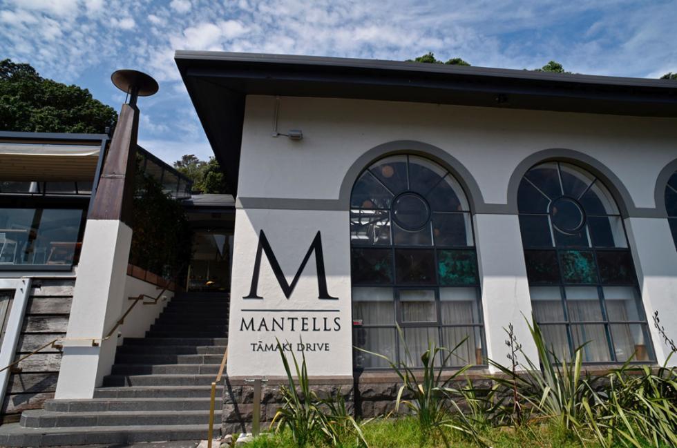 Mantells Tamaki Drive - Auckland Wedding Venues