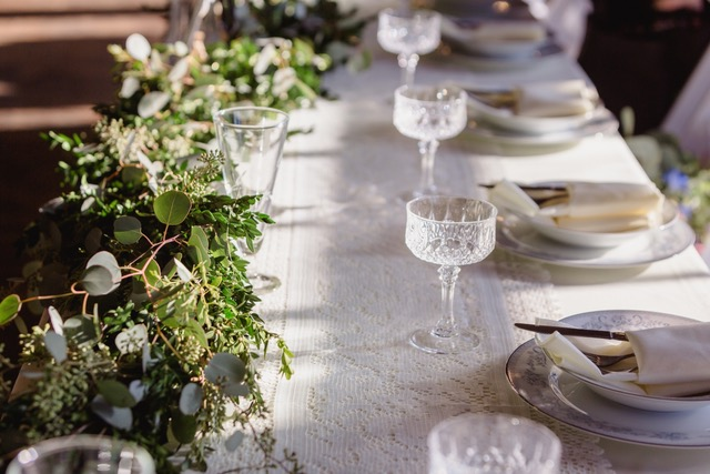 Foliage wedding Floral ideas from Auckland wedding florist