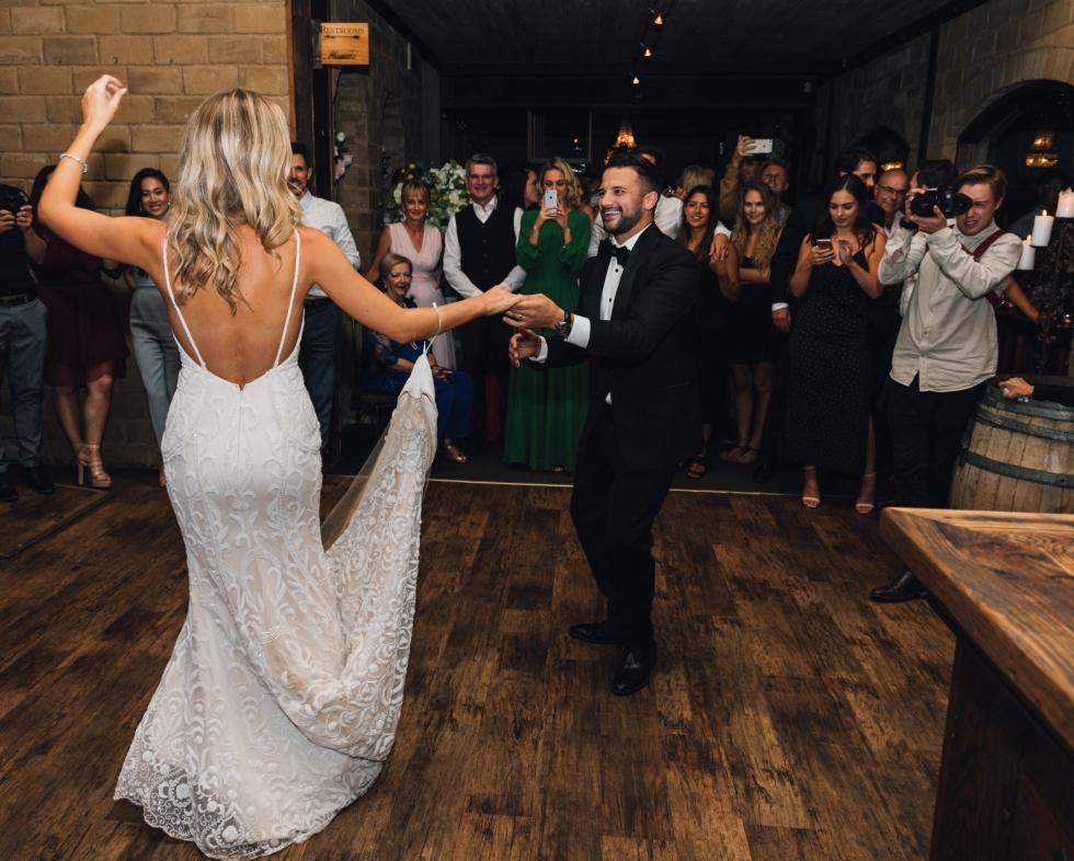 First Dance Waiheke Wedding DJ