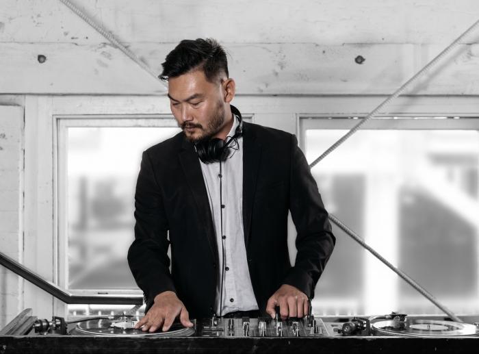 Corporate DJ, Auckland event