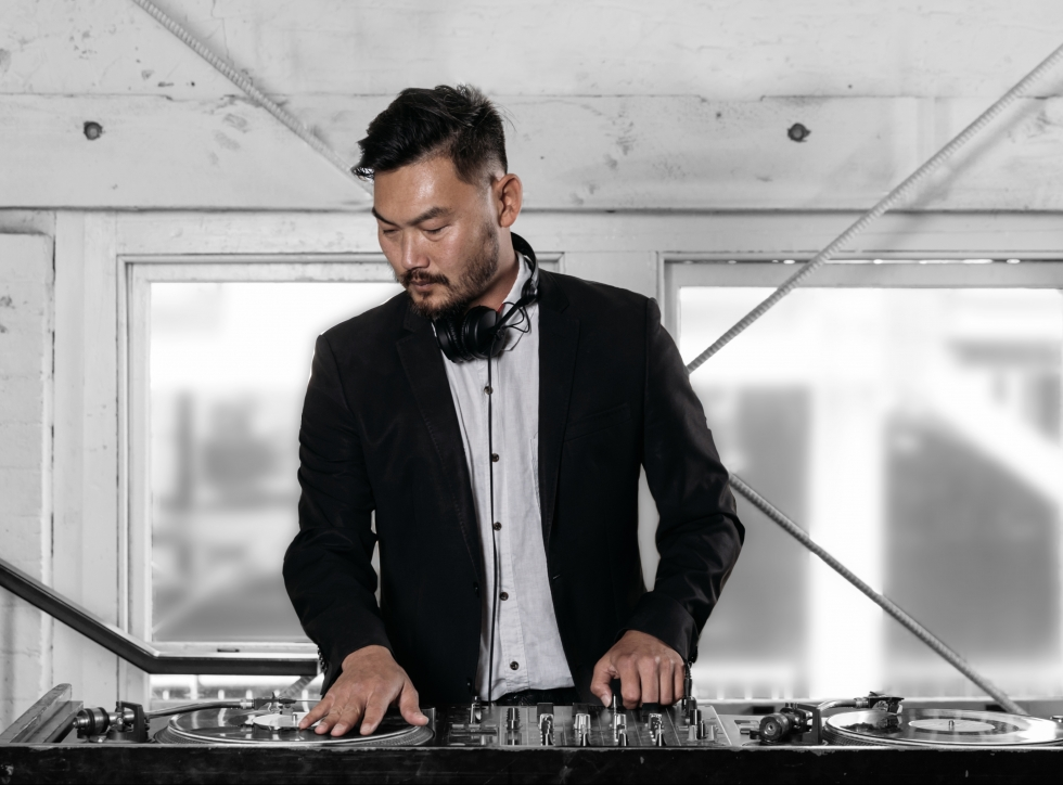 Corporate DJ, Auckland event